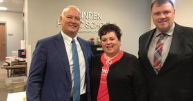 Nebraska Attorney General shows support for TeamMates communities