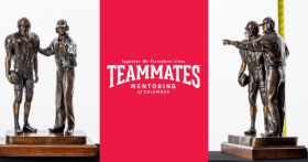 Osborne/Berringer Sculpture to Benefit Columbus TeamMates