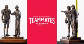 Osborne/Berringer Sculpture to Benefit Columbus TeamMates